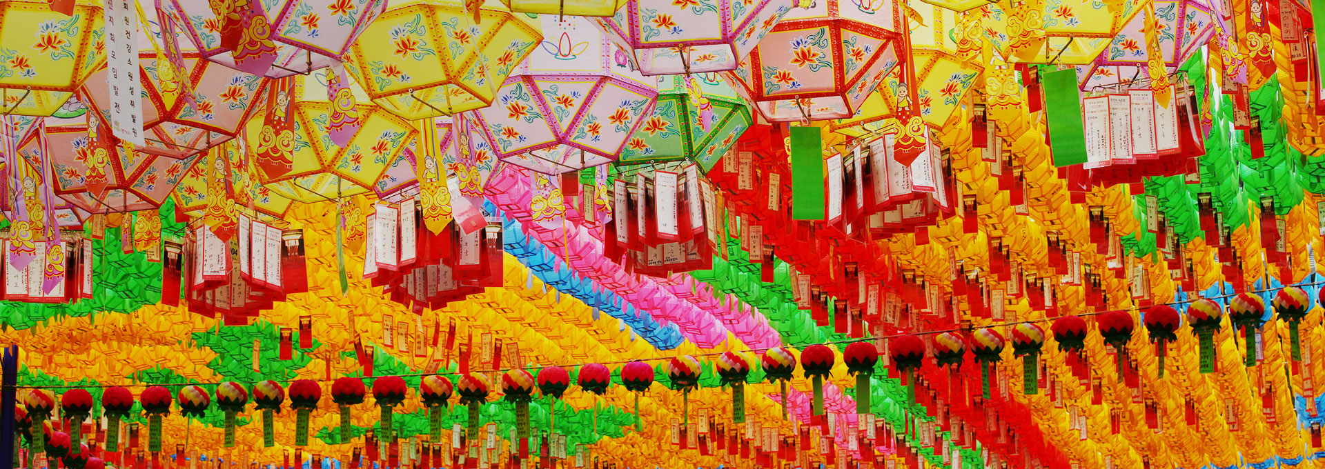 Lotus Lantern Festival, Celebrating Traditional Buddhist Culture